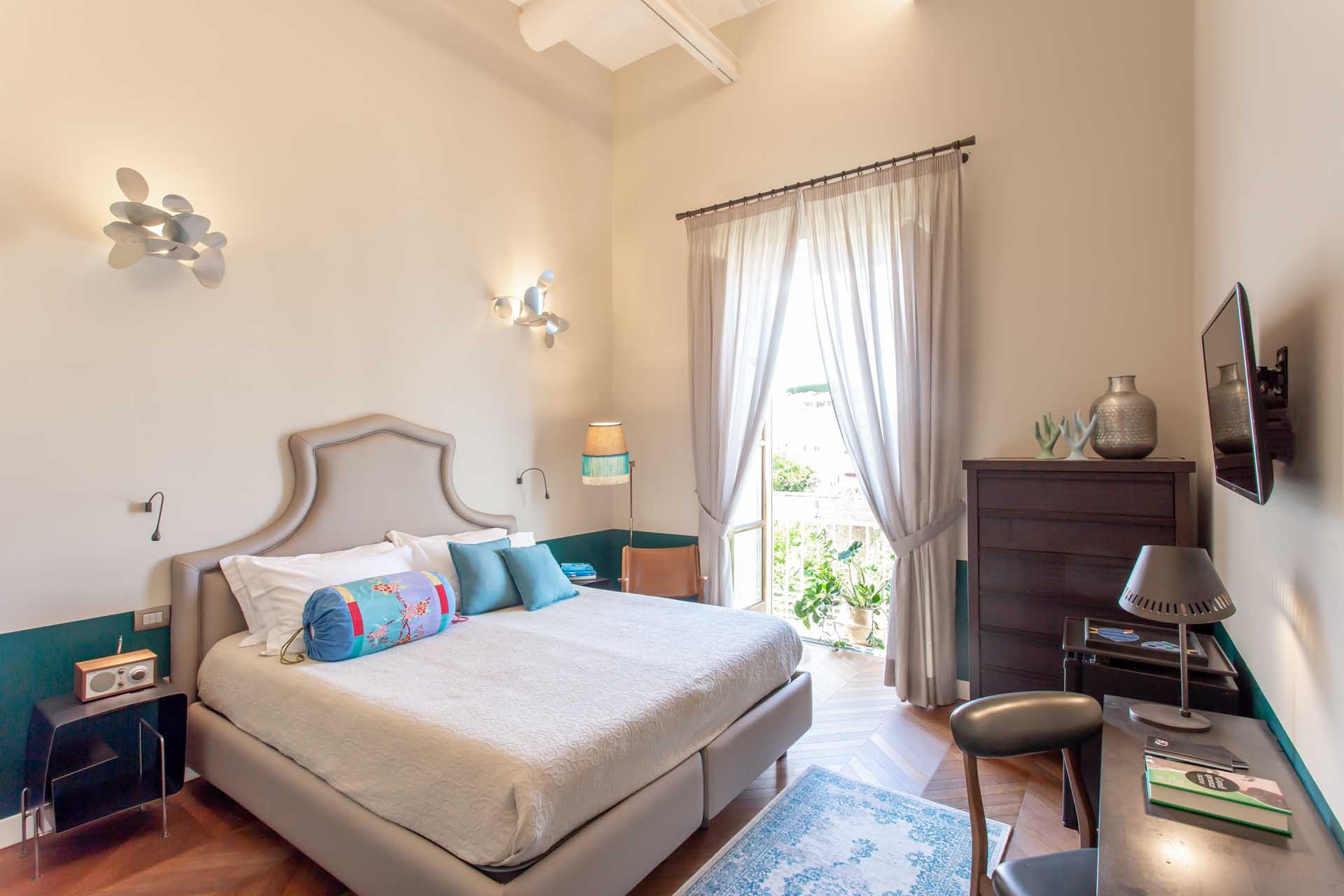 Accademia 39 Deluxe room with terrace