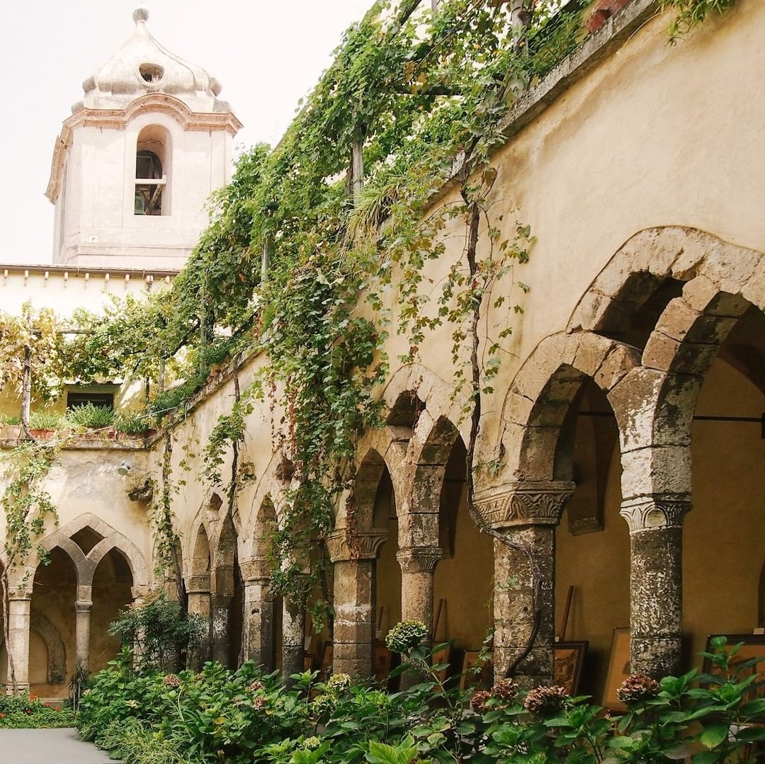 Chiostro di San Francesco, Sorrento