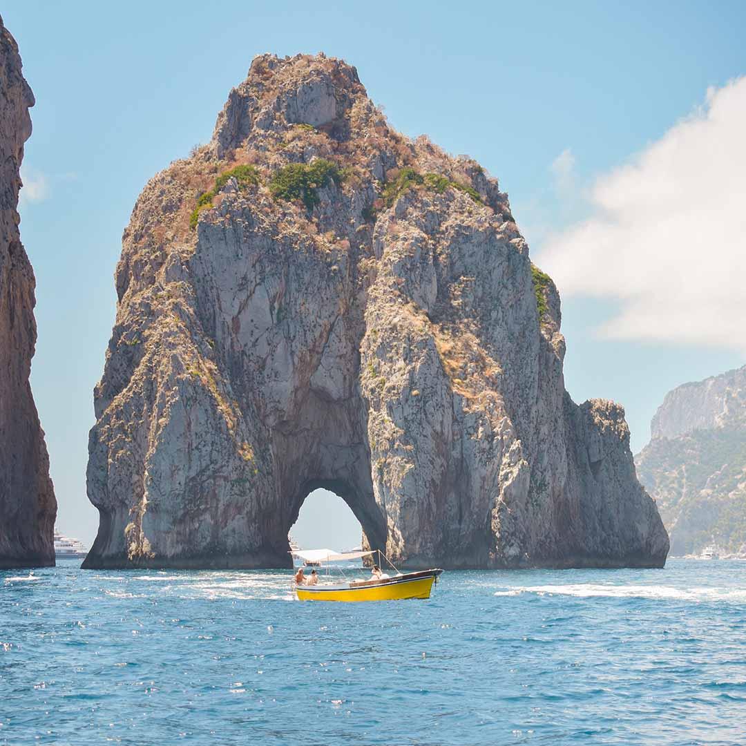 Minicrociera dell'Isola di Capri
