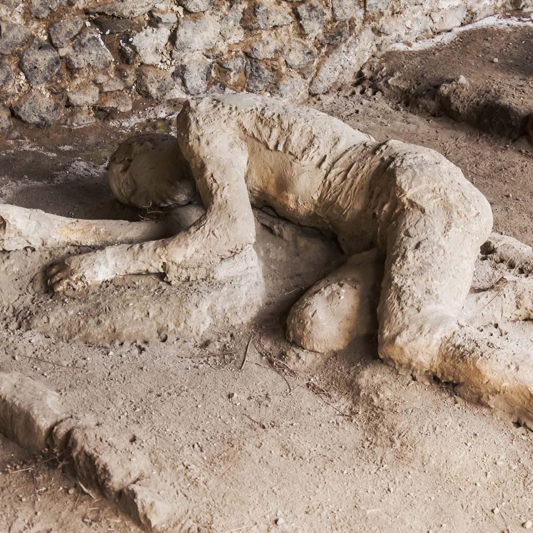 Passeggiata a Pompei con guida ufficiale e biglietto incluso